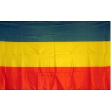 Ethiopia (Plain) 3'x 5' Country Flag