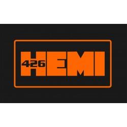 426 Hemi 3' x 5' Polyester Flag