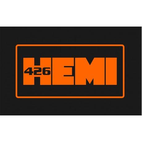 426 Hemi 3'x 5' Flag