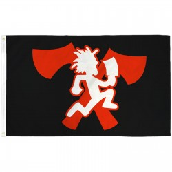 Juggalo ICP 3' x 5' Polyester Flag