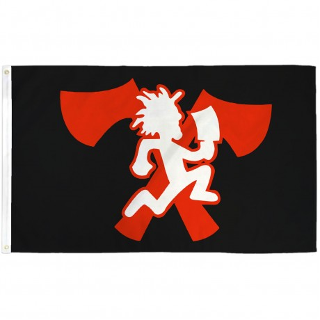 Juggalo ICP 3'x 5' Flag