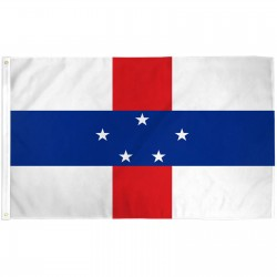 Netherlands Antilles 3'x 5' Country Flag