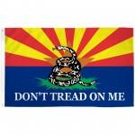 Arizona Don't Tread On Me 3'x 5' Pro SB 1070 Flag