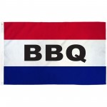 BBQ 3'x 5' Business Flag