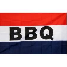 BBQ 3'x 5' Business Flag