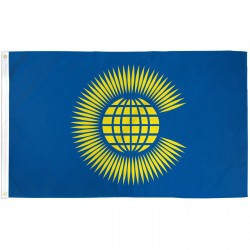 Commonwealth of Nations 3' x 5' Polyester Flag