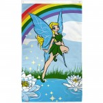 Fairy Rainbow Vertical 3'x 5' Flag