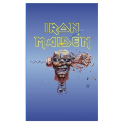 Iron Maiden Novelty Music 3'x 5' Flag