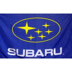 Subaru Automotive 3'x 5' Flag