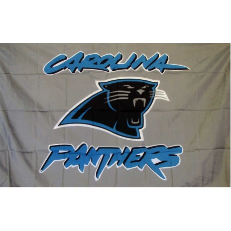 Carolina Panthers 3' x 5' Polyester Flag