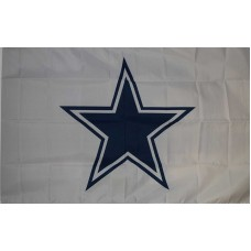 Dallas Cowboys 3'x 5' NFL Flag