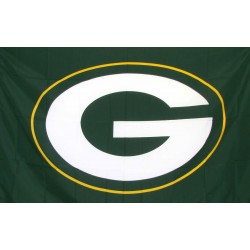 Green Bay Packers 3' x 5' Polyester Flag