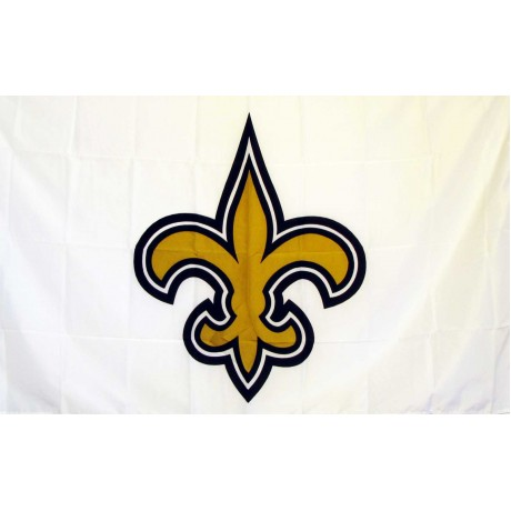 New Orleans Saints 3' x 5' Polyester Flag