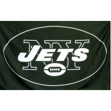 New York Jets 3'x 5' NFL Flag