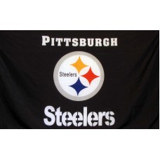 Pittsburgh Steelers 3'x 5' NFL Flag