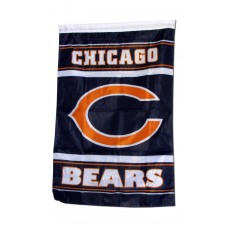 Chicago Bears Outside House Banner