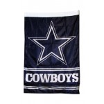 Dallas Cowboys Outside House Banner