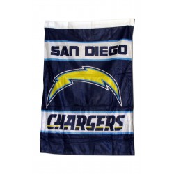 San Diego Chargers Outside House Banner