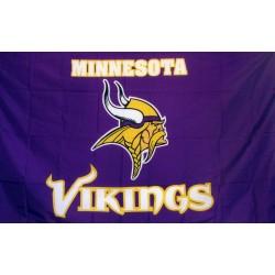 Minnesota Vikings 3'x 5' NFL Flag