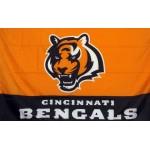 Cincinnati Bengals 3' x 5' Polyester Flag