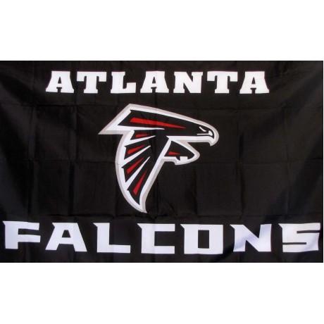 Atlanta Falcons 3'x 5' NFL Flag