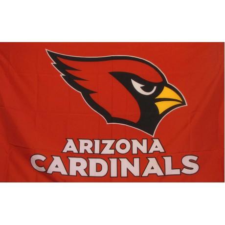 Arizona Cardinals 3' x 5' Polyester Flag