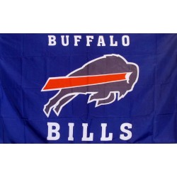 Buffalo Bills 3' x 5' Polyester Flag