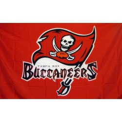 Tampa Bay Buccaneers 3' x 5' Polyester Flag