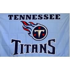 Tennessee Titans 3'x 5' NFL Flag