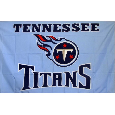 Tennessee Titans 3' x 5' Polyester Flag