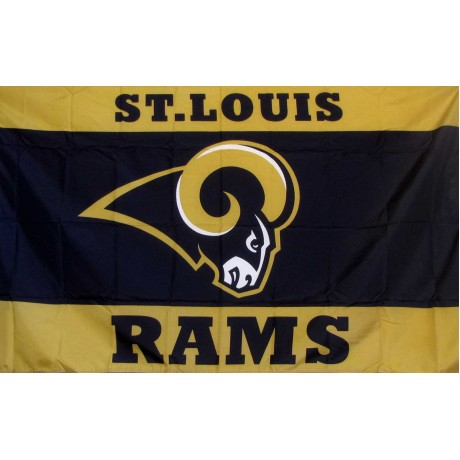 St. Louis Rams 3' x 5' Polyester Flag