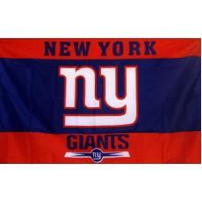 New York Giants 3'x 5' NFL Flag