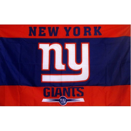 New York Giants 3' x 5' Polyester Flag