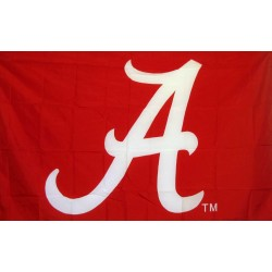 Alabama Crimson Tide 3'x 5' College Flag