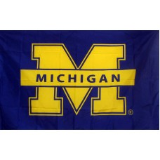 Michigan Wolverines 3'x '5 College Flag