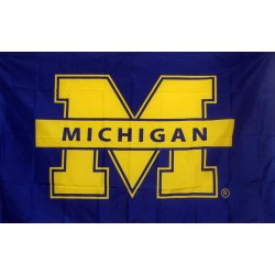 Michigan Wolverines 3'x '5 College Flag