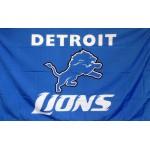 Detroit Lions 3' x 5' Polyester Flag