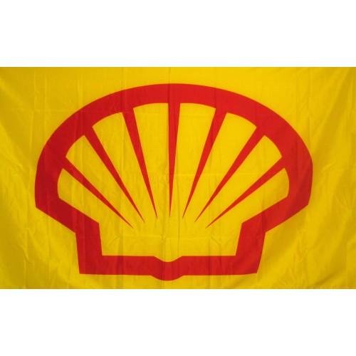 Atlanta Falcons Colors Red >> Shell Oil 3'x 5' Flag (F-1434) - by www.neoplexonline.com