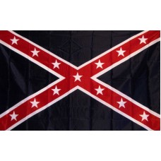 Ol' Miss Rebel Battle 3'x 5' Flag