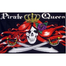 Pirate Queen 3'x 5' Flag