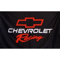Chevrolet Racing 3' x 5' Polyester Flag