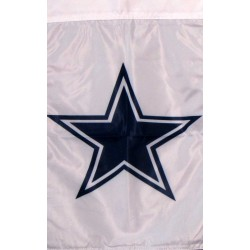 Dallas Cowboys 13-inch by 18-inch Garden Banner Flag