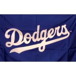 Los Angeles Dodgers 2' x 3' Baseball Flag