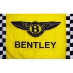 Bentley Checkered Automotive 3' x 5' Flag