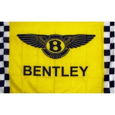 Bentley Checkered Automotive 3' x 5' Flag