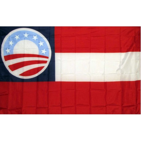 First National Obama 3'x 5' Flag