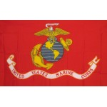 Marine Corps US 3' x 5' Flag