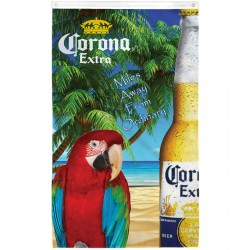 Corona Parrot Vertical 3' x 5' Polyester Flag