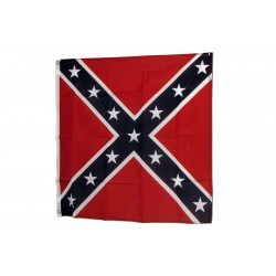 Rebel 3' x 3' Novelty Battle Flag