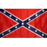 Confederate Battle 2'x 3' Flag